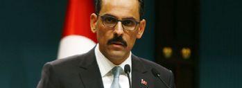 Cumhurbaşkanlığı sözcüsü Kalın, OHAL için tarih verdi