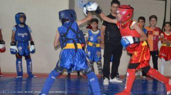 Yüksekovalı Çocuklar, Wushu kursuna ilgi gösteriyor