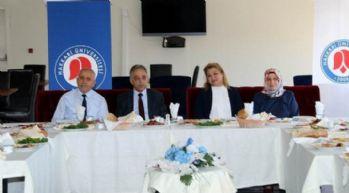 Vali Toprak'tan Hakkari Üniversitesine ziyaret