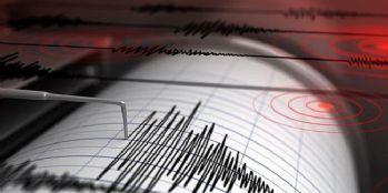 6.2 büyüklüğünde deprem meydana geldi