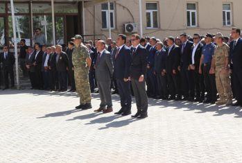 30 Ağustos Zafer Bayramı Yüksekova'da kutlandı