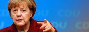 Merkel: İki ülke arasında özel bir bağ var