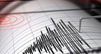 5,9 büyüklüğünde deprem
