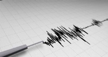 4.8 büyüklüğünde deprem meydana geldi
