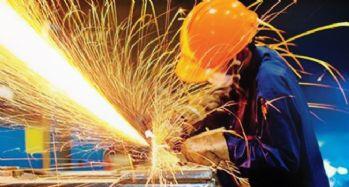 Sanayi üretimi Temmuz'da yüzde 5,6 arttı