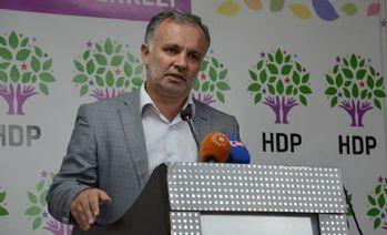 HDP'li Bilgen'den Brunson yorumu: Tablonun izahı yok