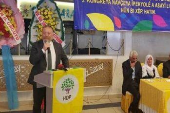 HDP Eş Genel Başkanı Temelli, Van'da Konuştu