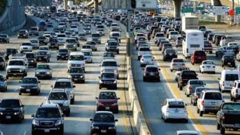 Trafiğe kaydı yapılan araç sayısı yüzde 47 azaldı