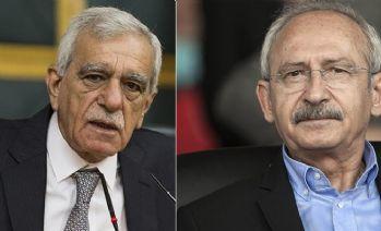 CHP'den, 'Ahmet Türk-Kılıçdaroğlu' görüşmesine ilişkin açıklama