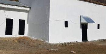 Şemdinli'deki eski şu depoları yenilendi