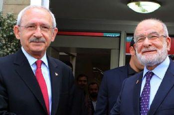 Kılıçdaroğlu, Saadet lideri Karamollaoğlu ile görüşecek