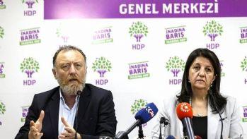 HDP Eş Genel Başkanları: 'Demirtaş kararı politiktir'