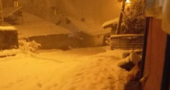 Çukurca'da okullara kar tatili