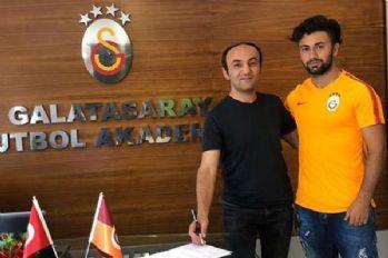 Galatasaray, Hakkarili Çekdar ile sözleşme imzaladı!