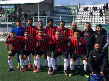 Yüksekova Belediyespor, Erciş'ten 5 golle döndü