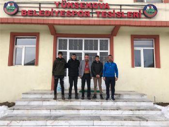 Yüksekova'dan milli takım seçmelerine 3 futbolcu