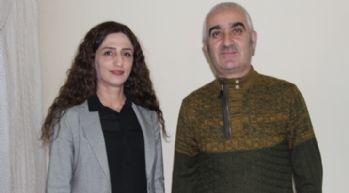 HDP Yüksekova Eş başkan Adayları Remziye Yaşar ve İrfan Sarı ile röportaj