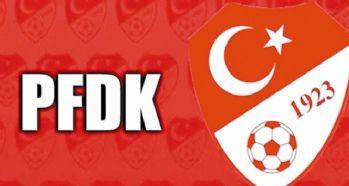Fenerbahçe ve Beşiktaş PFDK'ya sevk edildi !