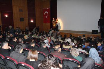 Yüksekova'da Çanakkale etkinliği