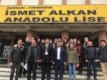 Yüksekova: İGEDER öğretmen yetiştirmeye devam ediyor