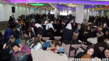 Yüksekova'da yılın ilk düğünü - Serdar ailesinin mutlu günü
