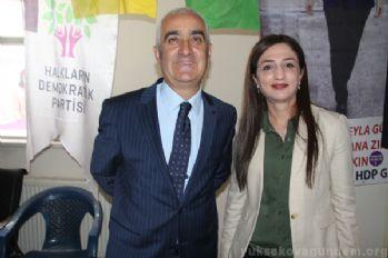 HDP'li Eşbaşkanlar, Yaşar ve Sarı'dan ilk açıklama