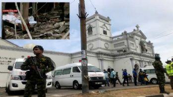 Sri Lanka'da patlama, çok sayıda ölü var