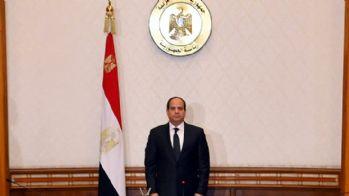 Mısır Devlet Başkanı Sisi, 3 ay olağanüstü hal ilan etti