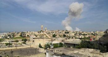 İdlib ve Hama'da hava saldırısı: 2 ölü