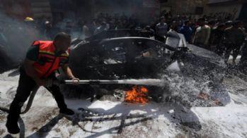 İsrail'den Hamas komutanına suikast