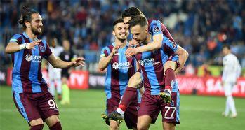 Trabzonspor geçtiğimiz sezona 7 puanlık fark attı