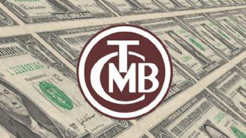 'Merkez Bankası rezervleri ekside'