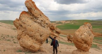 Gizemli kayaların sırrı çözülüyor