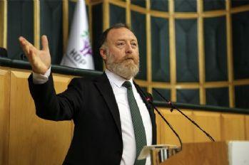 Sezai Temelli'den Adalet Bakanı Gül'e 'Öcalan' çağrısı