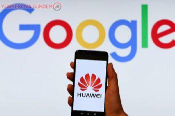 Google'dan Huawei'de geri adım