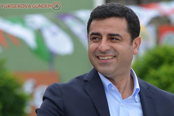 Demirtaş'ın avukatı: 'Her an tahliye edilebilir'