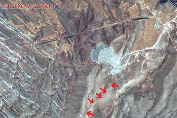 İran'da 113 km'lik gizemli duvar