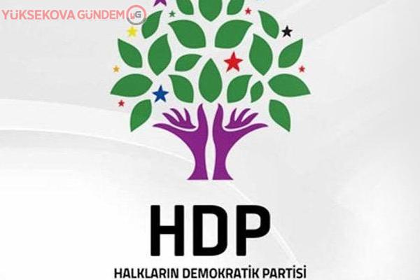 HDP'li belediye başkanına koronavirüs tahliyesi!