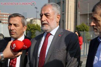 Saadet Partisi adayından TRT'ye çağrı: 'Sorularınıza cevap vermek isterim'