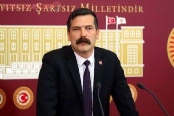 TİP Genel Başkanı Erkan Baş hakkında fezleke