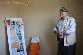 Hakkarili Çapa, 60 yıl bölgenin dağlarında rehberlik yaptı