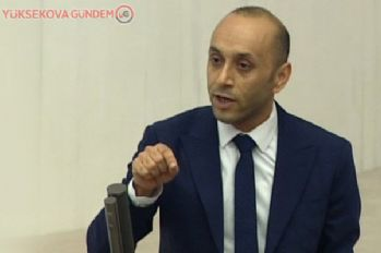 HDP'li Dede, Yüksekova Belediyesini Bakan Kurum'a sordu!