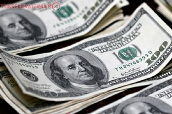 Dolar, Fed etkisiyle geriledi