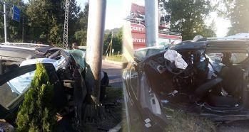 Zonguldak'ta feci kaza: 2 ölü, 4 yaralı