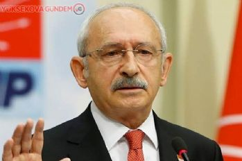 Kılıçdaroğlu'ndan iktidara beş maddelik çağrı