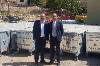 İran sınırındaki Esendere beldesine hibe desteği