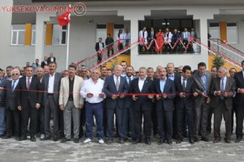 Yüksekova'da Özel Bilim Anadolu Lisesi açıldı