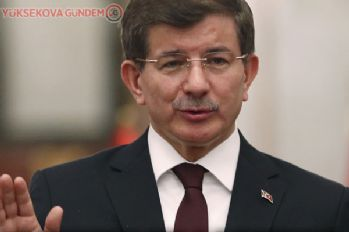 Ahmet Davutoğlu: 'Partimizden istifa ediyoruz'