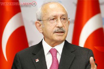 Kılıçdaroğlu'ndan Demirtaş kararına tepki: Hukuk faciası!
