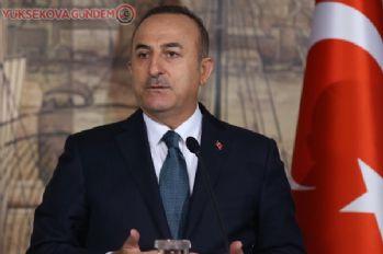 Çavuşoğlu: 'Rusya YPG'yi Suriye ordusuyla bölgeden çıkartırsa, buna karşı çıkmayız'